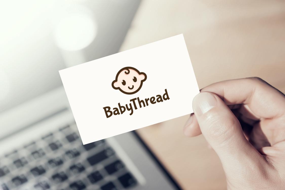Sample branding #1 for Babythread