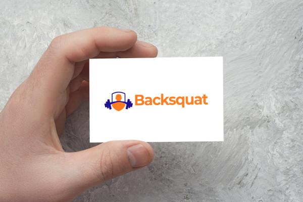 Sample branding #1 for Backsquat
