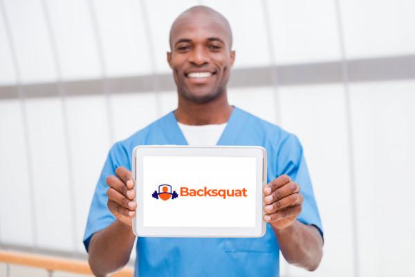 Sample branding #3 for Backsquat