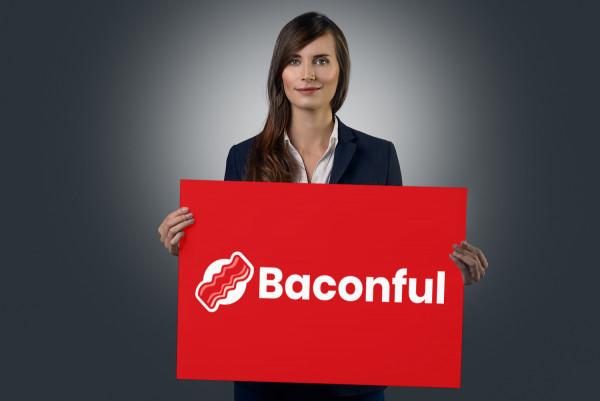 Sample branding #2 for Baconful