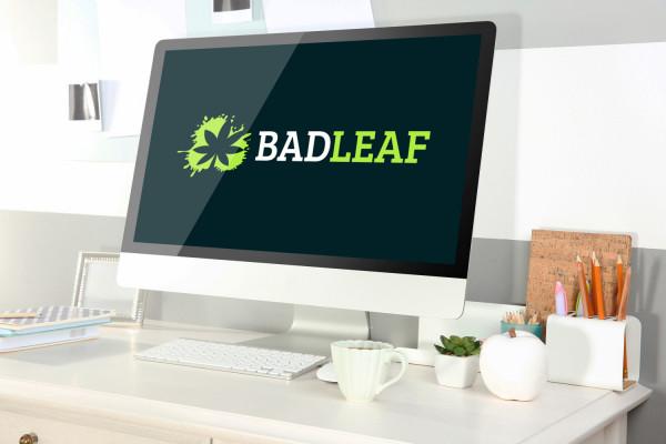 Sample branding #1 for Badleaf