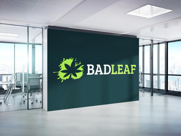 Sample branding #3 for Badleaf