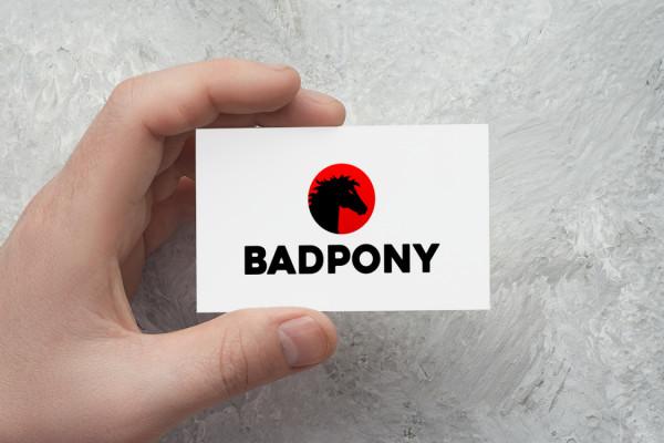 Sample branding #2 for Badpony