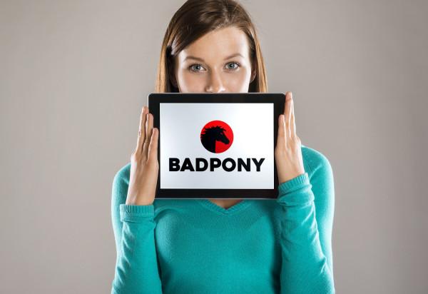 Sample branding #3 for Badpony