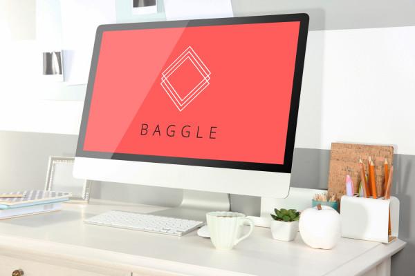 Sample branding #3 for Baggle