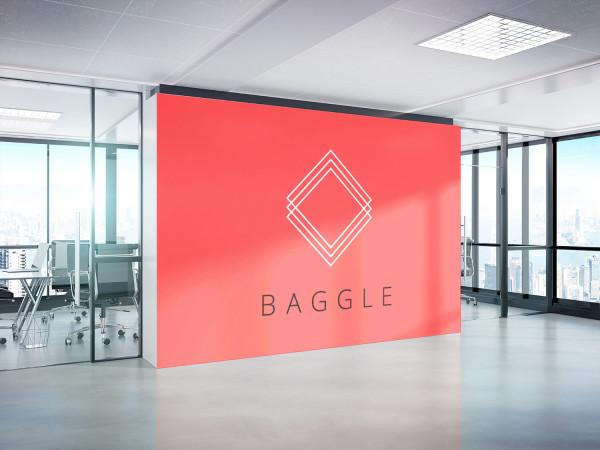 Sample branding #2 for Baggle