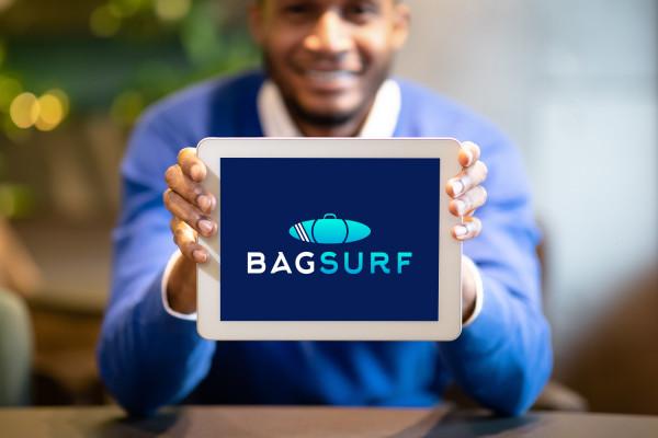 Sample branding #2 for Bagsurf