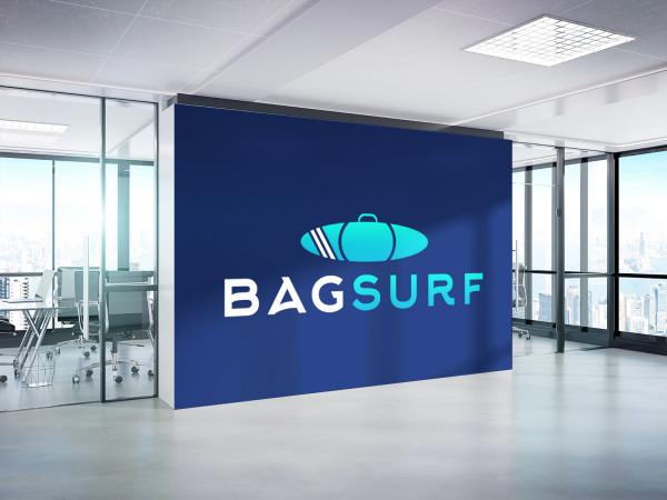 Sample branding #1 for Bagsurf