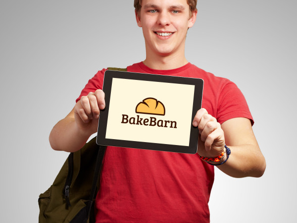 Sample branding #2 for Bakebarn