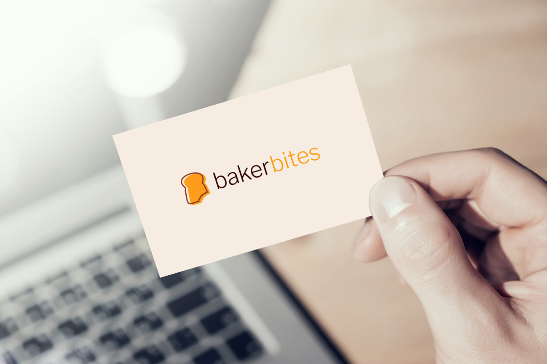 Sample branding #3 for Bakerbites