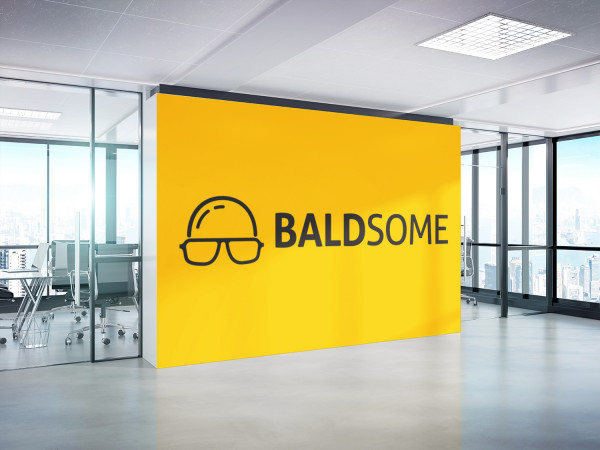 Sample branding #3 for Baldsome