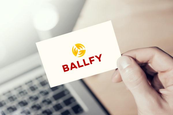 Sample branding #1 for Ballfy