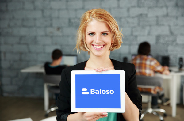 Sample branding #2 for Baloso