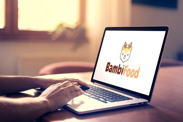 Sample branding #3 for Bambifood