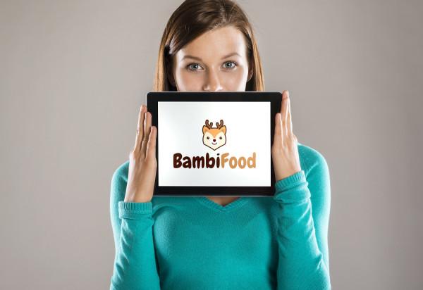 Sample branding #1 for Bambifood