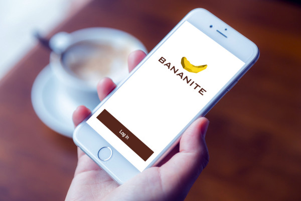 Sample branding #2 for Bananite