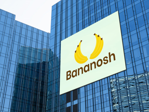 Sample branding #1 for Bananosh