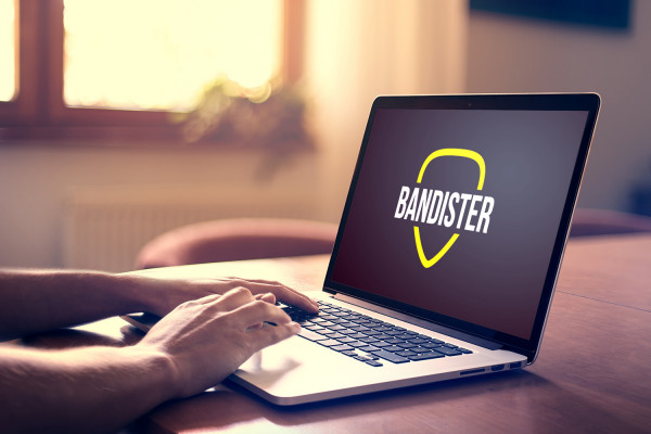 Sample branding #2 for Bandister