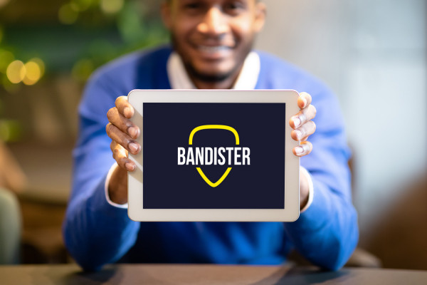 Sample branding #1 for Bandister