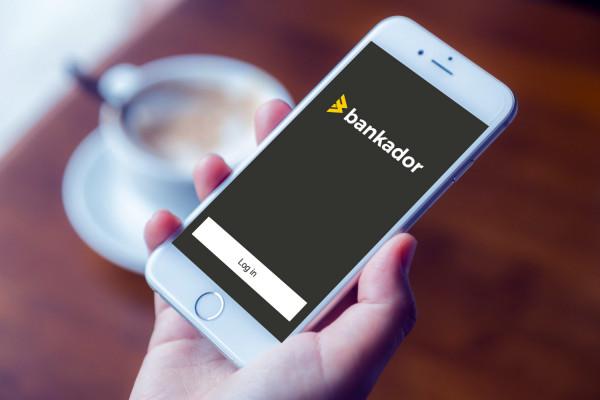 Sample branding #3 for Bankador