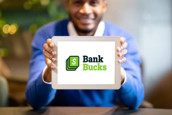 Sample branding #3 for Bankbucks