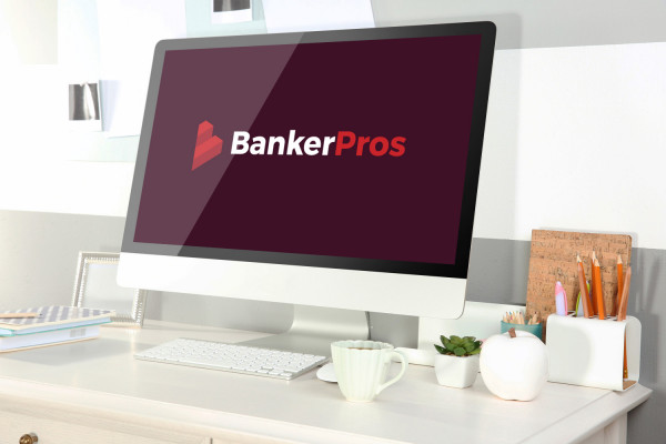 Sample branding #2 for Bankerpros