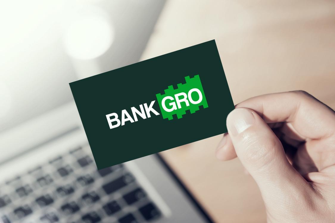 Sample branding #3 for Bankgro
