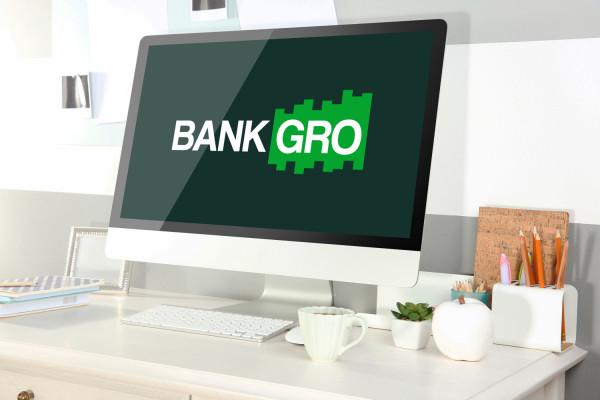 Sample branding #2 for Bankgro