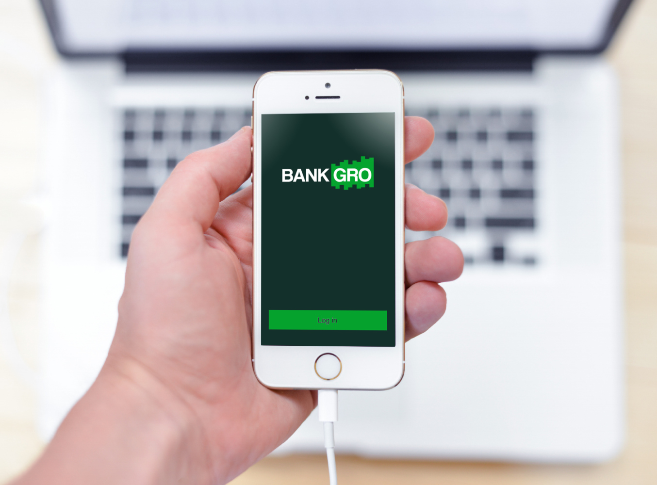 Sample branding #1 for Bankgro