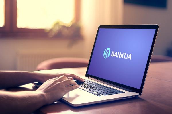 Sample branding #3 for Banklia