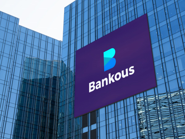 Sample branding #2 for Bankous