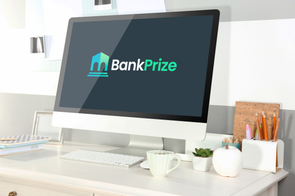 Sample branding #1 for Bankprize