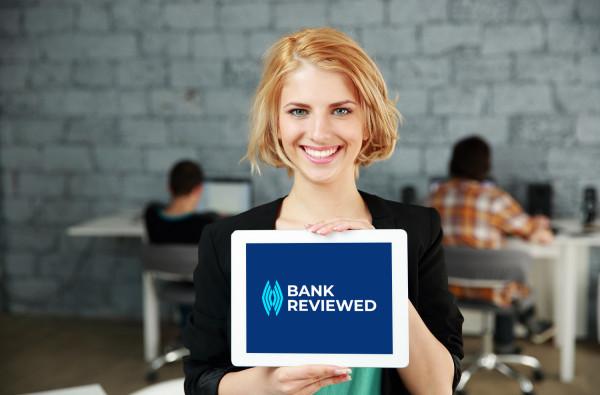 Sample branding #1 for Bankreviewed