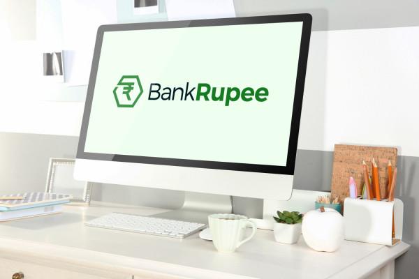 Sample branding #3 for Bankrupee