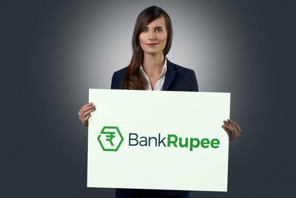 Sample branding #2 for Bankrupee