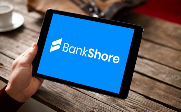 Sample branding #2 for Bankshore