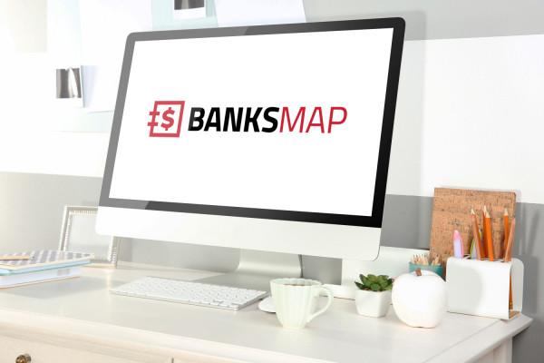 Sample branding #3 for Banksmap