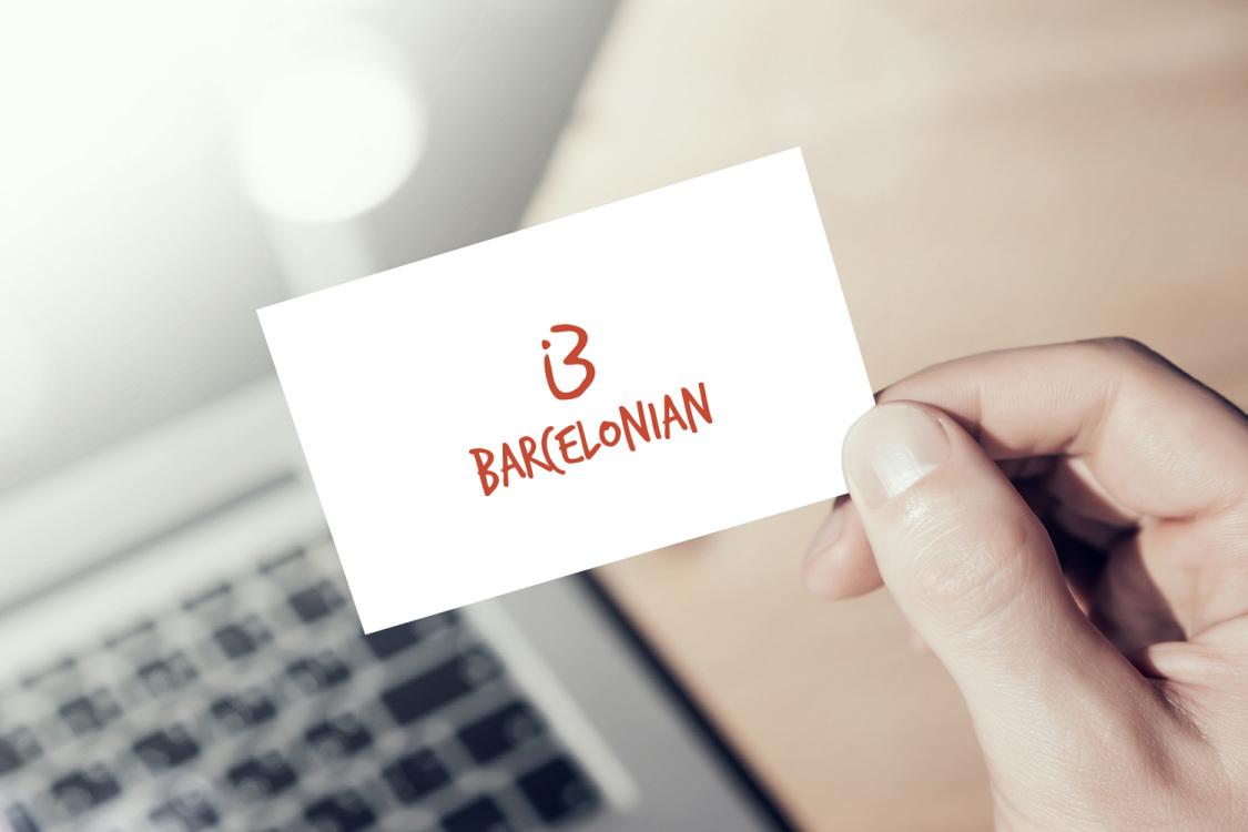 Sample branding #2 for Barcelonian