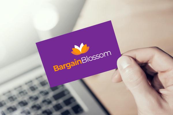 Sample branding #2 for Bargainblossom