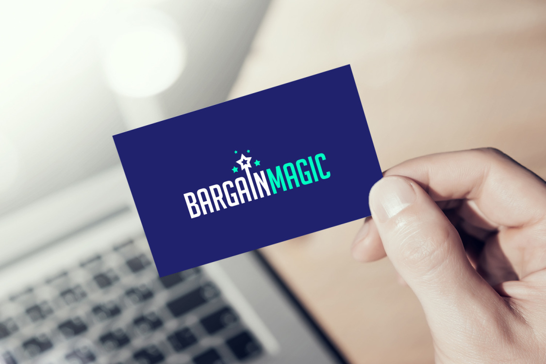Sample branding #3 for Bargainmagic