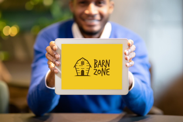 Sample branding #3 for Barnzone