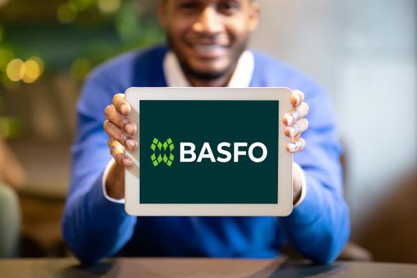 Sample branding #2 for Basfo