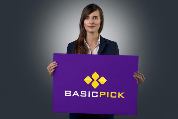 Sample branding #1 for Basicpick