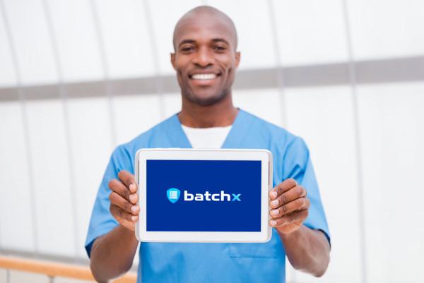 Sample branding #1 for Batchx