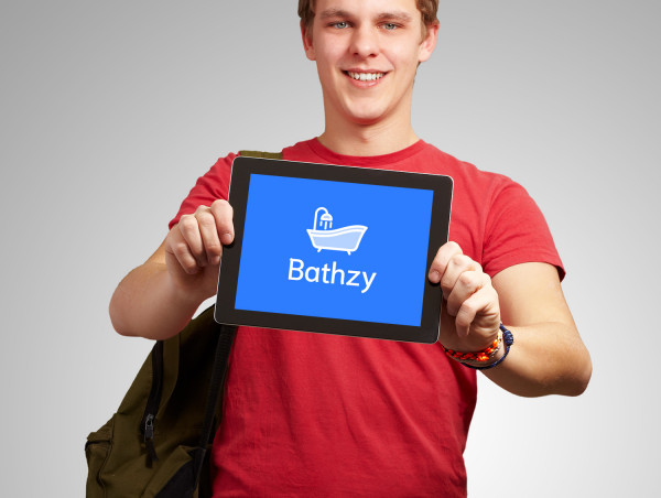 Sample branding #2 for Bathzy