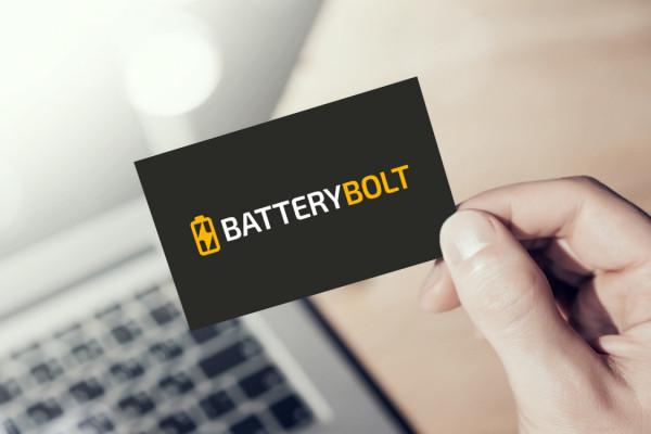 Sample branding #2 for Batterybolt