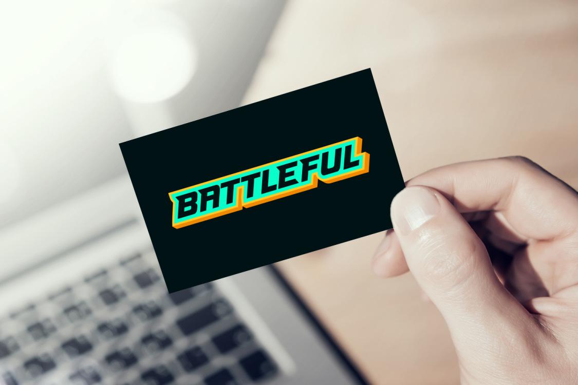 Sample branding #2 for Battleful