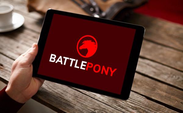 Sample branding #1 for Battlepony