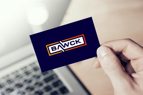 Sample branding #2 for Bawck