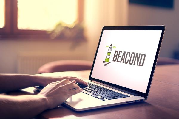 Sample branding #1 for Beacond